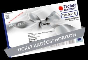 Ticket Kadéos® Horizon