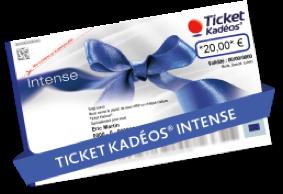 Ticket Kadéos® Intense
