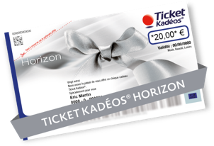 Ticket Kadéos® Horizon
