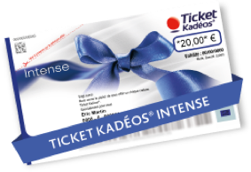 Ticket Kadéos® Intense