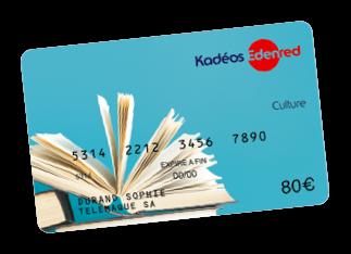 Carte Cadeau Entreprise.Boutique Kadeos Edenred Achetez Et Commandez En Ligne Vos Cheques