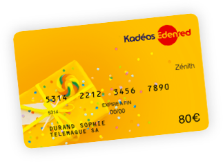 CARTE KADEOS AMAZON