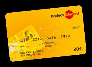 Comment Utiliser Carte Cadeau Kadeos Fnac.Boutique Kadeos Edenred Achetez Et Commandez En Ligne Vos