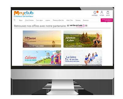 site internet partenaire vente-privee