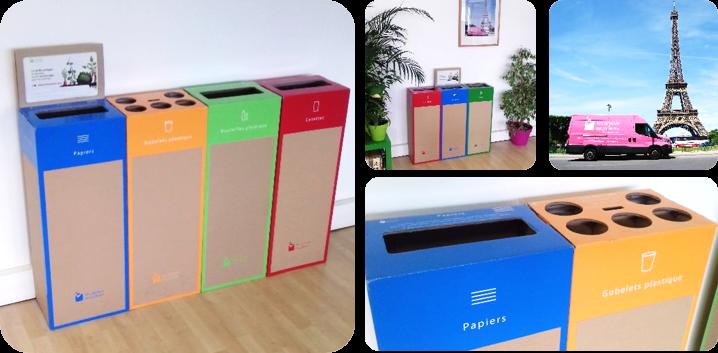 ©Les joyeux recycleurs