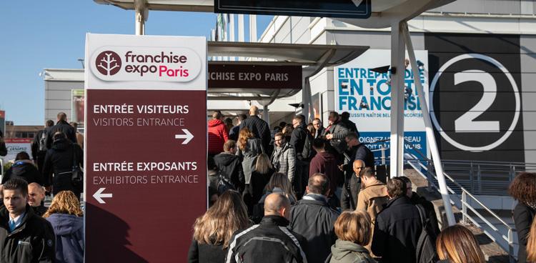 crédit photo Franchise Expo Paris