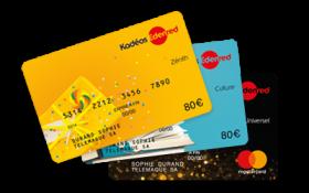 Kadeos Cheques Et Cartes Cadeaux Innovants Edenred