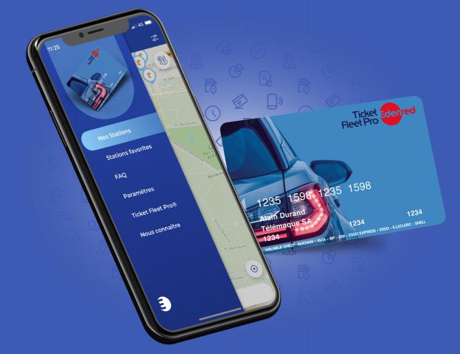 Ticket-fleet-pro-carte-application