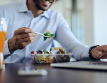 manger-sainement-pause-dejeuner