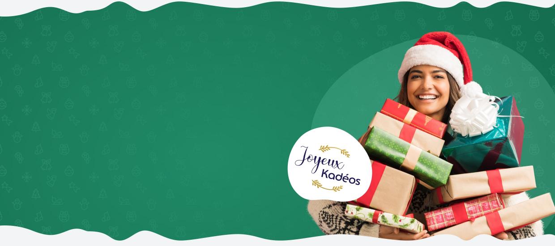 Offrez à vos collaborateurs le meilleur des Noël