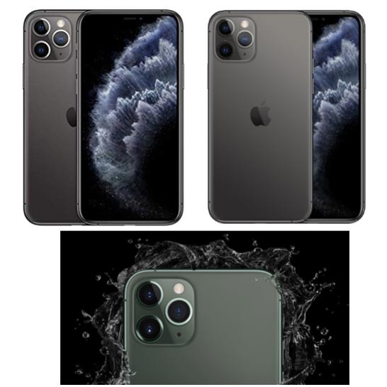 IPHONE 11 PRO MAX 256 GO GRIS SIDERAL