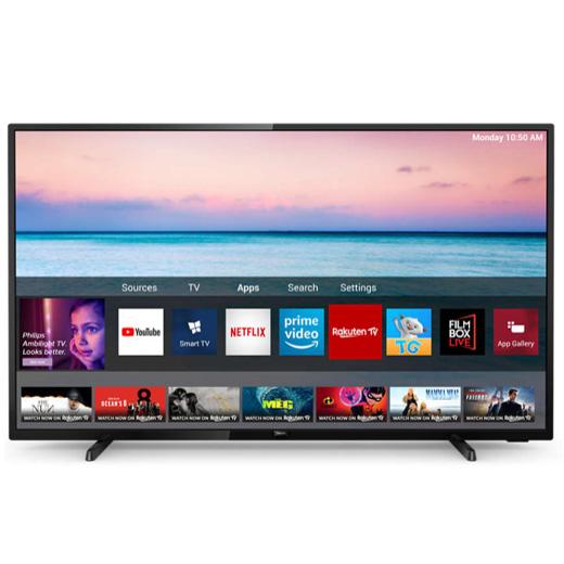 TELEVISEUR LED SMART TV 4K UHD 108 CM
