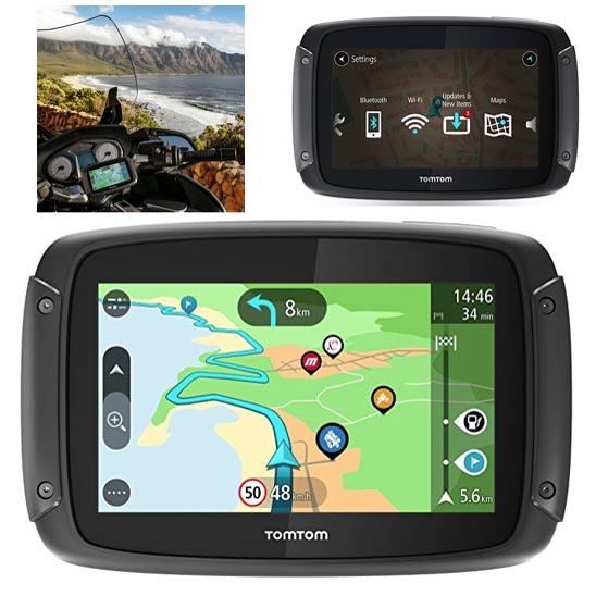 GPS MOTO RIDER 500