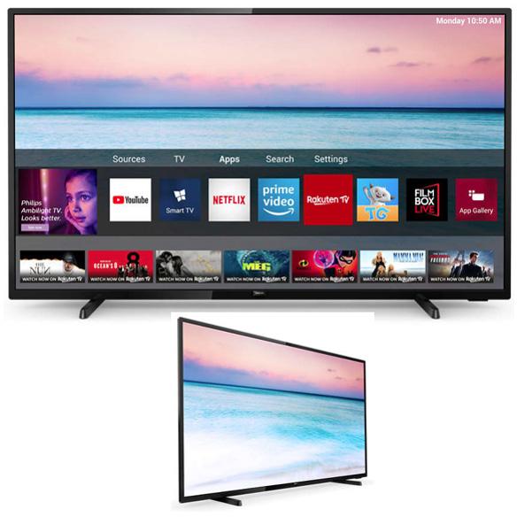 TELEVISEUR SMART TV 4K UHD LED 164 CM